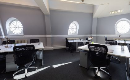 Boutique Workplace-The-Old-Town-Hall-Wimbledon, SW19-2