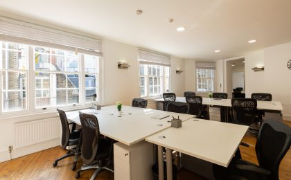 Boutique Workplace St. John Street Farringdon 102
