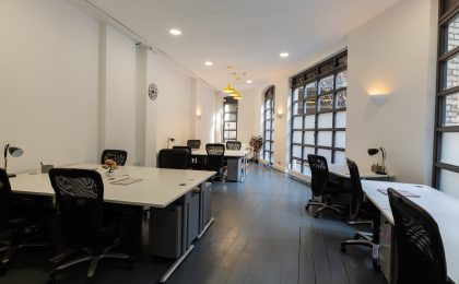 Boutique Workplace St. John Street Farringdon 108