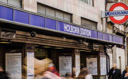 Southhampton Place – Holborn tube