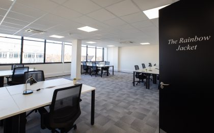 Boutique Workplace – Saunders House Ealing004