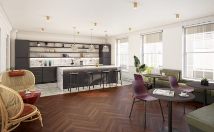 Boutique Workplace Theobalds Road – breakout copy