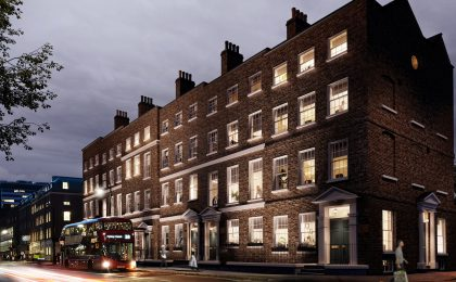 Boutique Workplace Theobalds Road – exterior copy