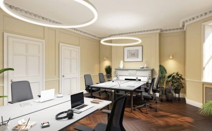 Boutique Workplace Theobalds Road – office copy