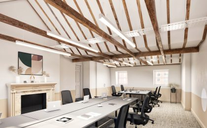 Boutique Workplace Theobalds Road – penthouse copy