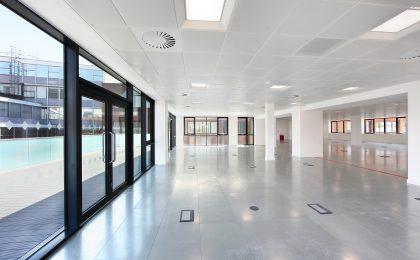 floor with roof terrace